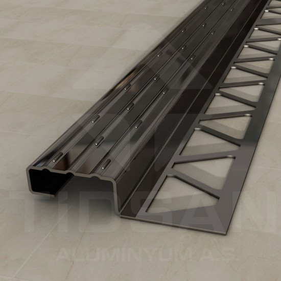 Anti Slip Stair Nosing Profile