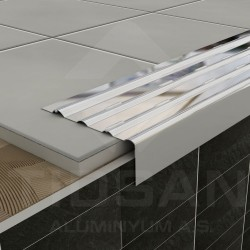 Anti-Slip Self-Adhesive Stair Nosing Profile