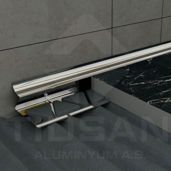 Internal Corner Tile Trim Profile TF120