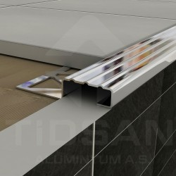Anti Slip Stair Nosing Profile
