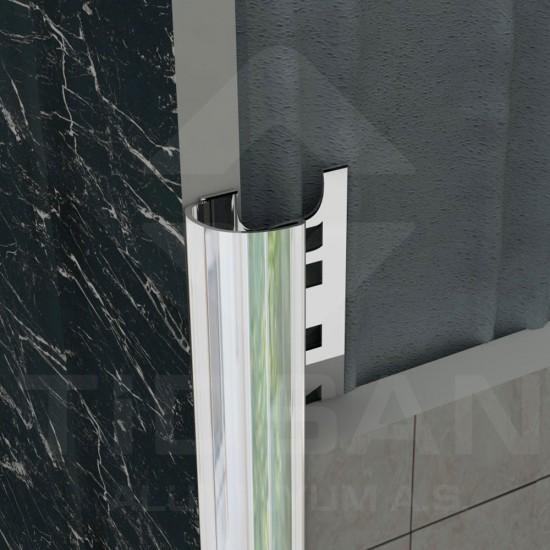 Round Edge Tile Trim Profile
