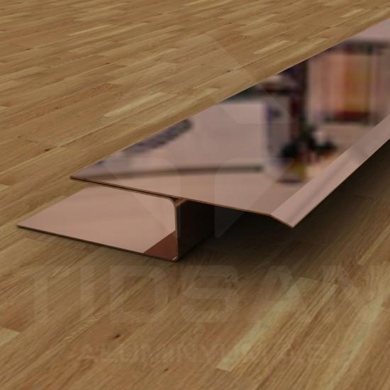 Z shaped Floorin Transition Profile