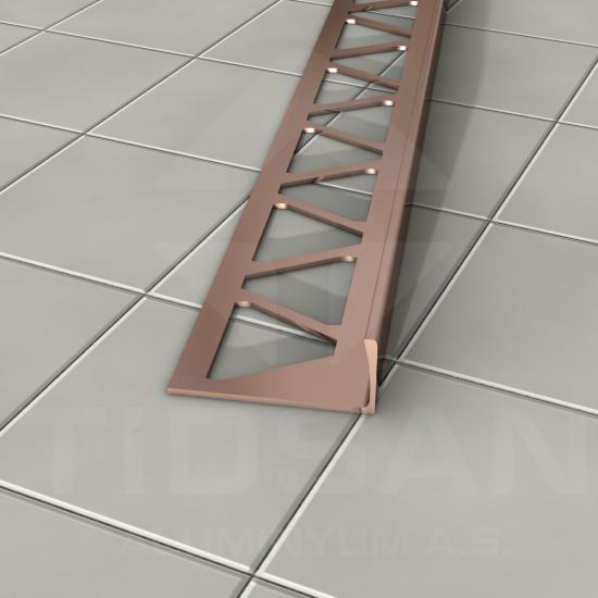Ending Tile Vertical Profiles